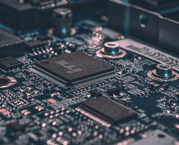 Electronic hard drive
