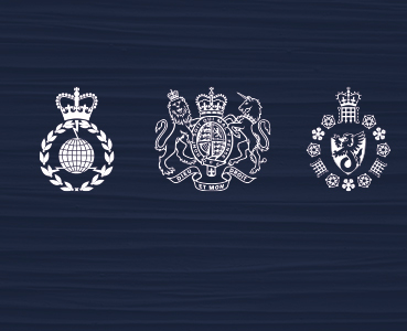 Cross-agency logos