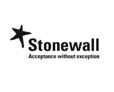 Stonewall Acceptance without exception logo