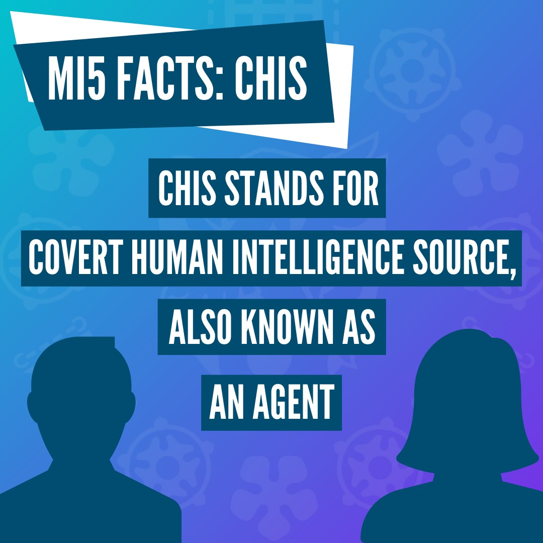 Covert Human Intelligence Sources (CHIS)