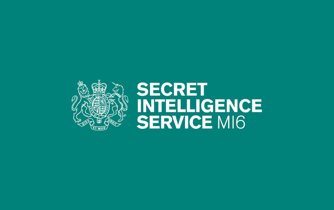 Secret Intelligence Service MI6 logo