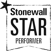 Stonewall star performer logo.