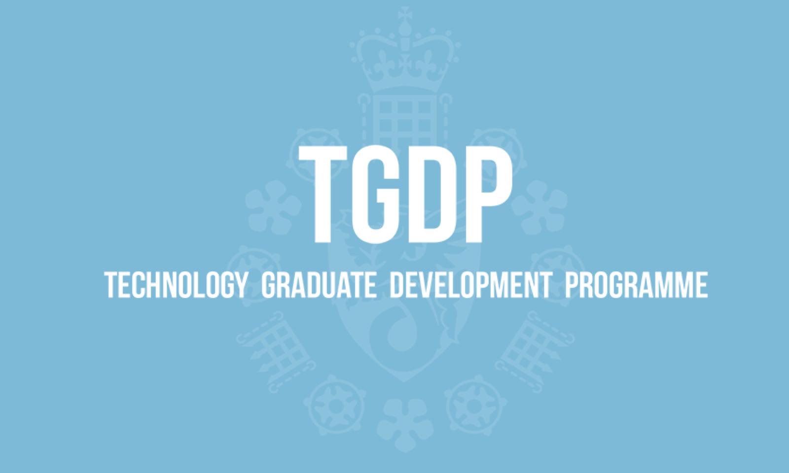 TGDP- Technology Graduate Development Programme