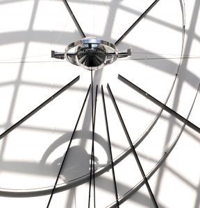 Huge pendulum