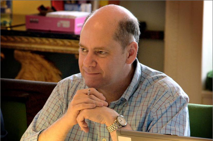 Former DG Jonathan Evans