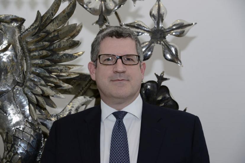 Former DG Andrew Parker