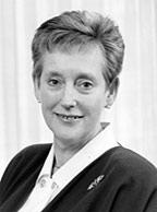 Portrait of Dame Stella Rimington