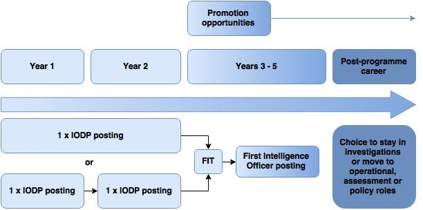 Flowchart of progression through IODP