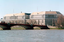 Thames House viewed from the river