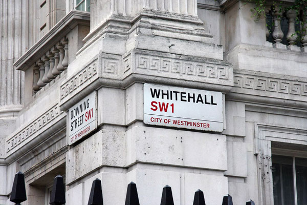 Whitehall, City of Westminster