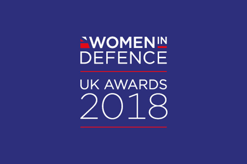 Women in Defence Awards 2018 Logo